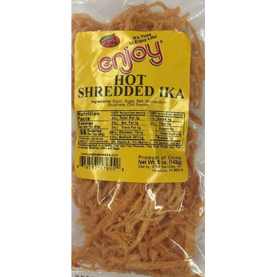 Ktm Enjoy Hawaii Snacks Hot Shredded Saki Ika Cuttlefish Squid 5 oz