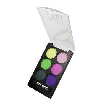 KLEANCOLOR Beautician Lab Shimmer Shadow Pallete Futuristic