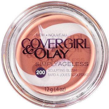 COVRGIRL & Olay Simply Ageless Blush Plush Peach