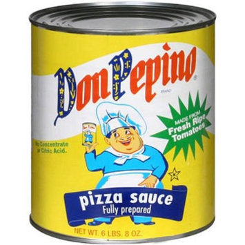 Don Pepino Pizza Sauce - 104oz (pack of 2)