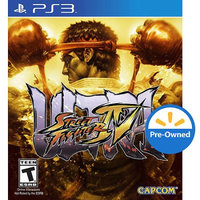 Capcom Ultra Street Fighter IV (PS3) - Pre-Owned