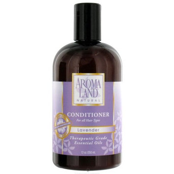 AromaLand - Natural Conditioner For All Hair Types Lavender - 12 oz.