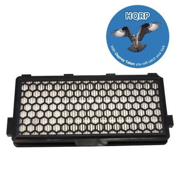 HQRP Active HEPA Filter compatible with Miele AH50 05996882 07226170 Replacement plus HQRP Coa