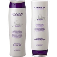 L'anza Lanza Healing Smooth Glossifying Shampoo 10.1oz and Conditioner 8.5oz