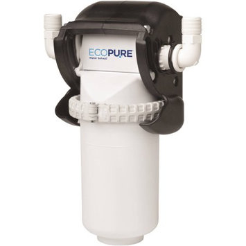 Ecopure No Mess Whole Home Water Filtration System, White
