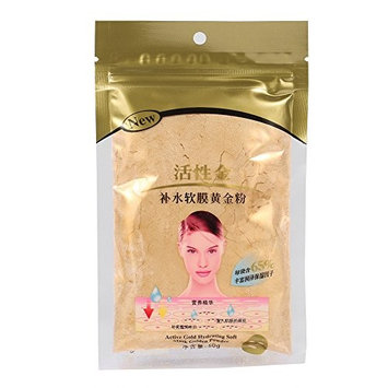 Golden Active Face Mask Powder Scars Acne Control Facial Care Tool 50g