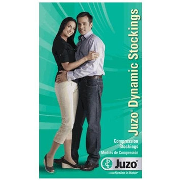 Juzo 3512ATFFOC III Dynamic, Pantyhose Full Foot, Open Crotch