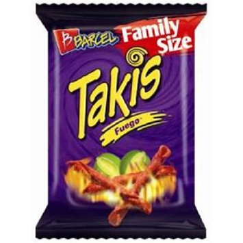 Barcel USA Takis Chips, Fuego, 24.7 Ounce