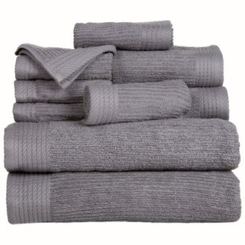 Solid Bath Towels And Washcloths 10pc - Yorkshire Home