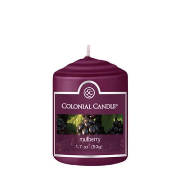 Classic Wax CC015.445 Votive Mulberry Candles Pack of 18