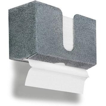 TrippNT 51914 PETG Dual-Dispensing Paper Towel Holder, 10 7/8