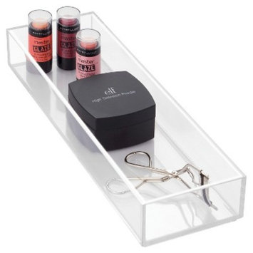 InterDesign Drawer Organizer 4X12X2 CLEAR