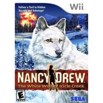 Nintendo Nancy Drew: The White Wolf of Icicle Creek
