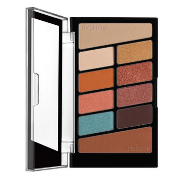 Markwins Beauty Products wet n wild Color Icon Eyeshadow 10 Pan Palette - Not a Basic Peach