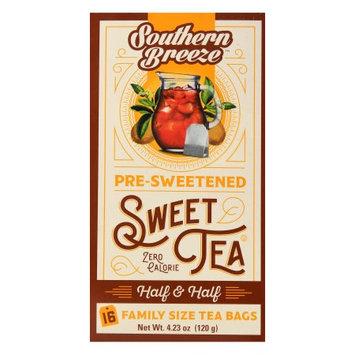 Southern Tea Southern Breeze Lemon Sweet Tea, 16 bags, 4.23 oz