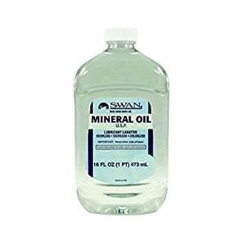 Vi-Jon Inc. S0883 Mineral Oil 16 oz - 3 pack