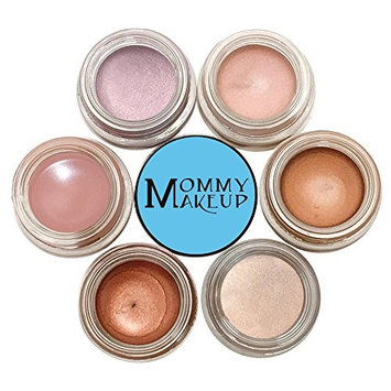 Any Wear Creme in Anna (a matte warm rosy beige) - The ultimate multi-tasking cosmetic - Smudge-proof Eye Shadow, Cheek Color, and Lip Color all-in-one by Mommy Makeup