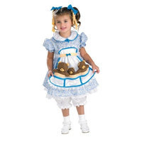 Rubie's Costume Co Cute as Can Be Toddler Costume, Goldilocks