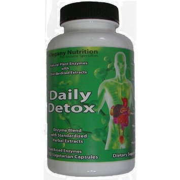 Allegany Nutrition Daily Detox - 90 Count