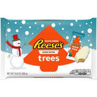 Reese's Holiday White Peanut Butter Trees Christmas Candy