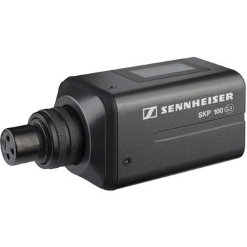 Sennheiser SKP 100 G3 Plug-on Transmitter for Dynamic Microphone Frequency Range B (626-668 MHz)