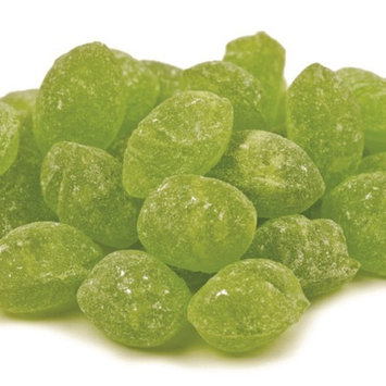 Sanded Apple Drops Old Fashioned Hard Candy 10 pounds Claey's Candies