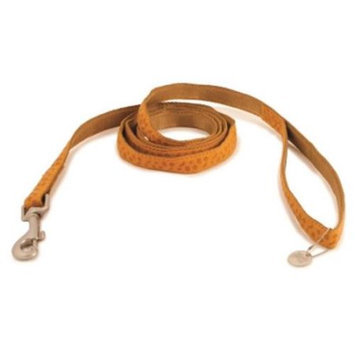 Premier Bark Avenue Dog Leash / Style (1 in / Tan)