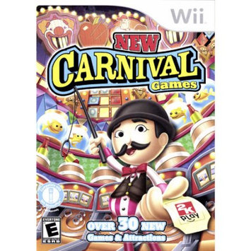 Take-two New Carnival Games Wii