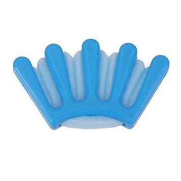 MagiDeal Hair Braider Braid Stylist Sponge Plait Hair Twist Styling Braiding Tool - Blue