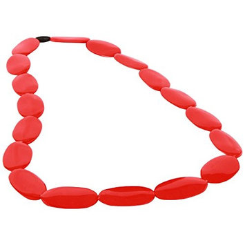 Alice Teething Necklace Red