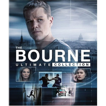 Universal Studios Home Enter Jason Bourne - 5 Movie Collection [blu-ray] [dvd] [digital Copy]