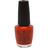 OPI W-C-1314 Nail Lacquer No. NL A16 The Thrill Of Brazil - 0.5 oz - Nail Polish
