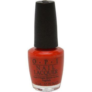 OPI W-C-1314 Nail Lacquer No. NL A16 The Thrill Of Brazil - 0.5 oz - Nail Polish