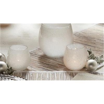 Split P 4200-434 Glass Votive White - Large