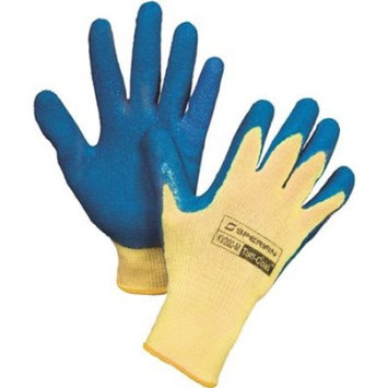 TUFF-COAT CUT-RESISTANT LATEX-COATED GLOVES, LARGE (SIZE 9)