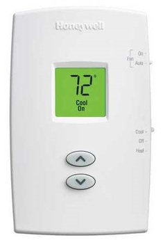 HONEYWELL TH1210DV1007/U Low V T-Stat, Stages Heat 2, Stages Cool 1