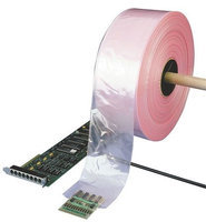 Value Brand T412040 Antistatic Poly Tubing, 12 In. W, 1075 ft.
