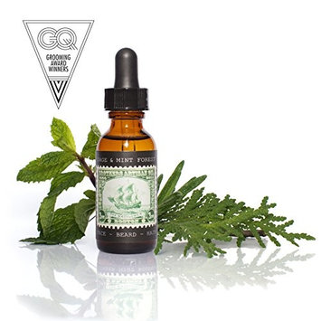 Brothers Artisan Oil Grooming Oil | Sage & Mint Forest