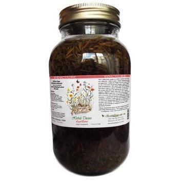 Black Cohosh (Cimicifuga Racemosa) Liquid Extract 32 oz Unfiltered