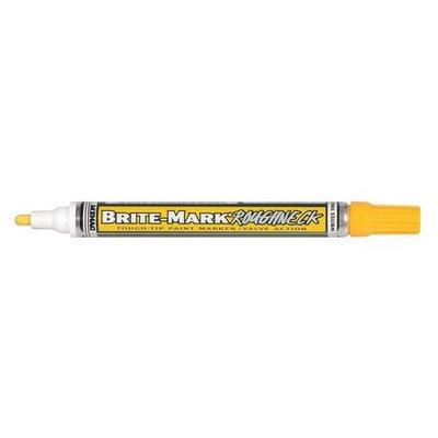 Dykem Paint Marker (Yellow, 3/32 in Tip). Model: 84204