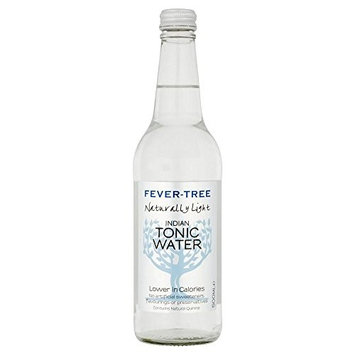 Fever Tree Naturally Light Indian Tonic Water (500ml)