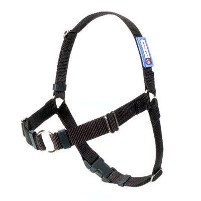 SENSE-ation No-Pull Dog Harness - Black