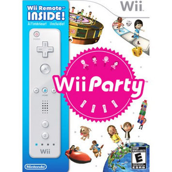Wii Party with Remote - Nintendo Wii