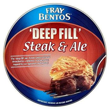 Fray Bentos Steak & Ale Pie 475g - Pack of 2