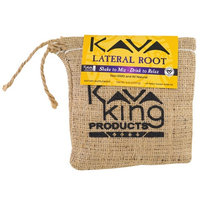 Kava King Products Inc, Lateral Root, 1/4 lb (113.4 g)