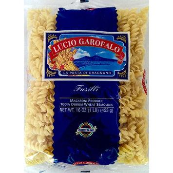Garofalo Fusilli Pasta 16 Ounce (5 Pack)