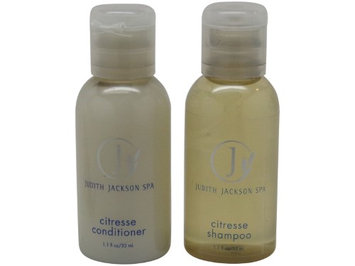 Judith Jackson Spa Citresse Conditioner and Shampoo Lot of 8 (4 of Each) 1.1oz