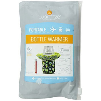 Warmze Feeding Bottle Starter Kit, Small, 4-6 Ounce