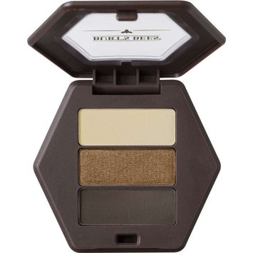 Burt's Bees 100% Natural Eye Shadow Palette with 3 Shades, Dusky Woods, 0.12 oz