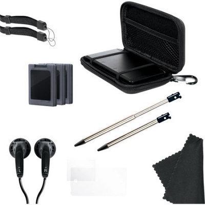 dreamGEAR 3DS 11-in-1 Starter Kit - Blue